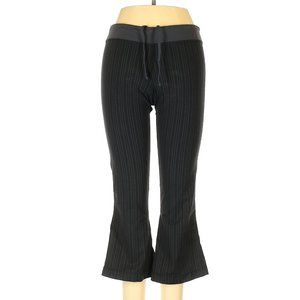 Lululemon Gather & Crow Crop -Inkwell Pinstripe